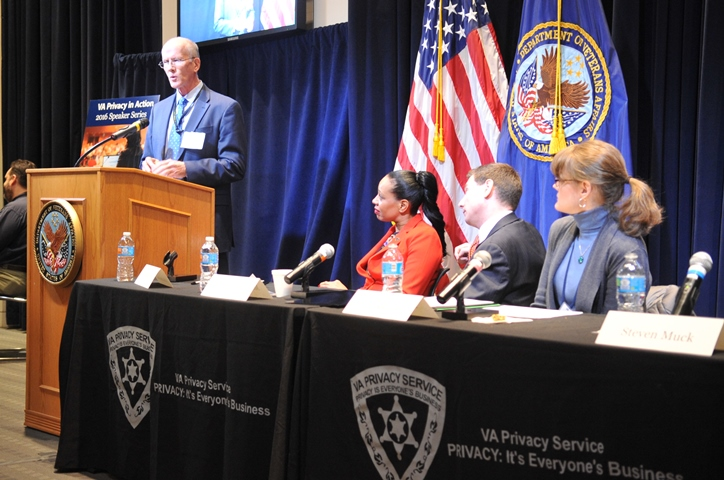 VA's Privacy Service hosts event focused on protecting Veteran infomation