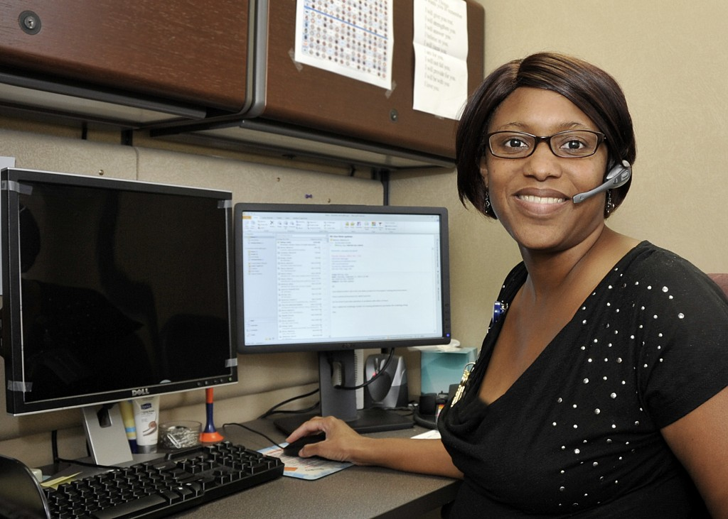 Tuscaloosa Call center lady