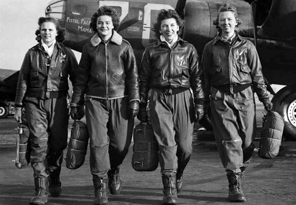 Female World War II pilot proud to be a WASP - VAntage Point