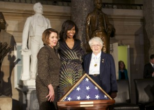 Women Veterans honored at Capitol