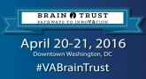 Live Coverage: #VABrainTrust Pathways to InnoVAtion – Day 2