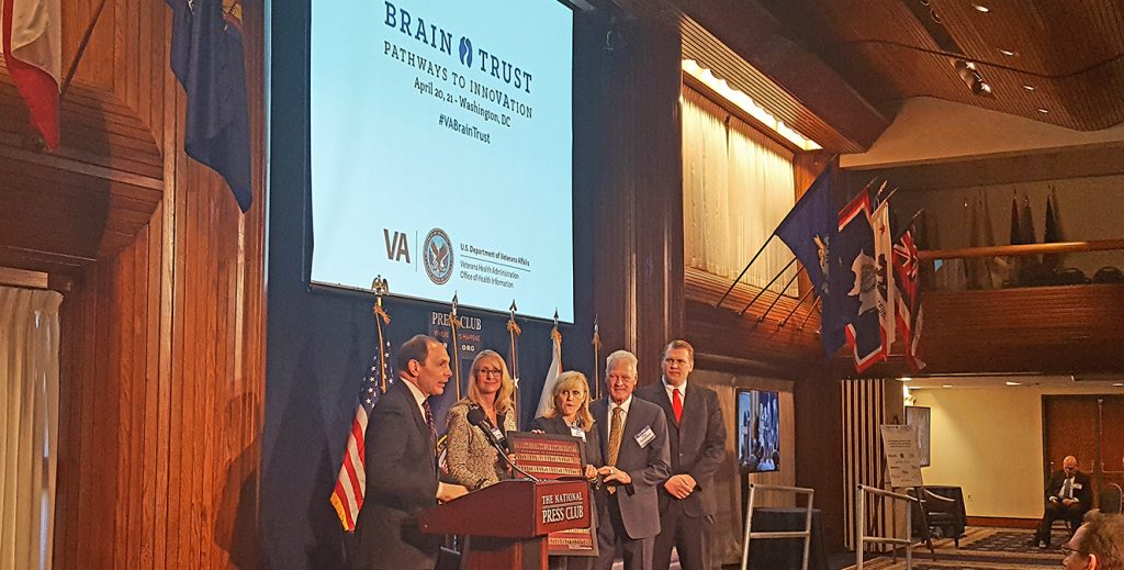 #VABrainTrust summit identifies creative solutions for brain health issues