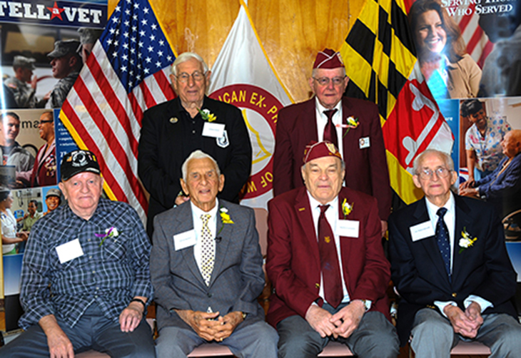 Honoring Veterans: Former POWs recognized for service, sacrifice