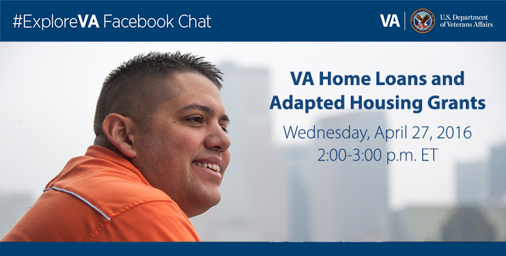 ICYMI: #ExploreVA Home Loans and Housing-Related Assistance Facebook Chat