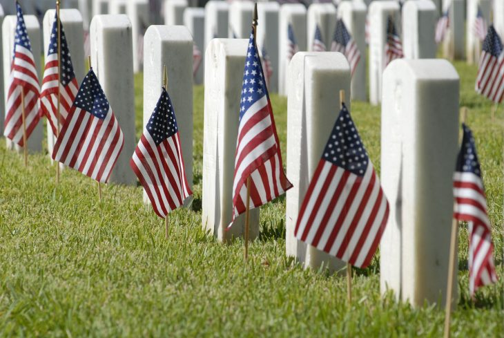Memorial Day message from Secretary Bob McDonald