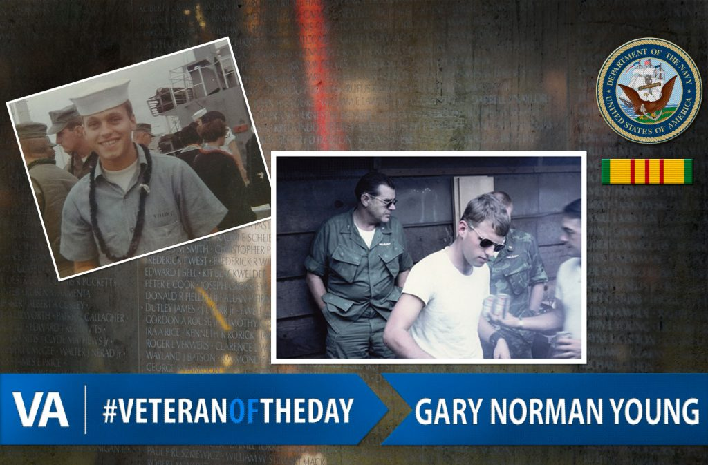 Veteran of the day Gary-Norman-Young
