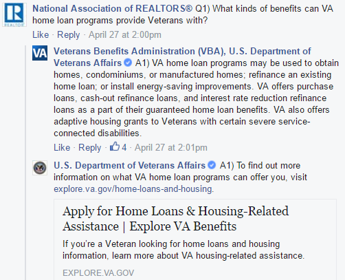 ICYMI: #ExploreVA home loans and housing-related ...