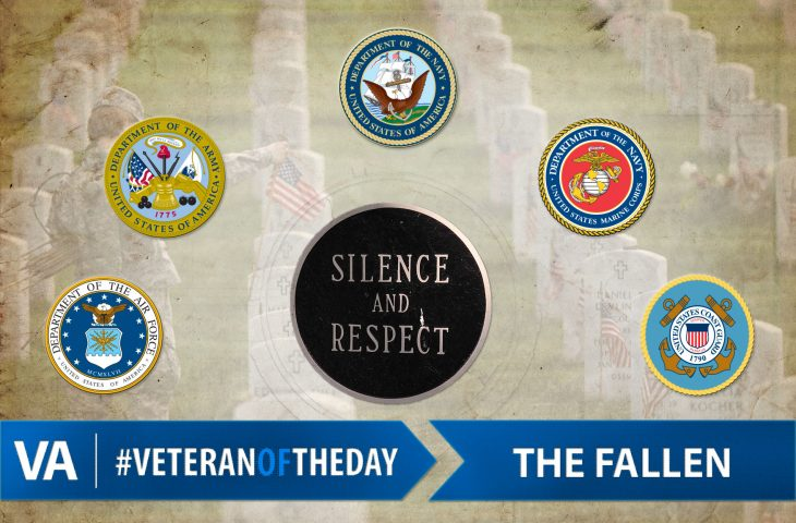 #VeteranOfTheDay The Fallen