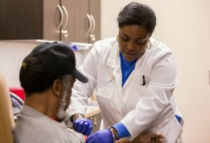 Thanking VA nurses during nurse week