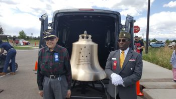 Honor Bell CFM with Vet and Guard