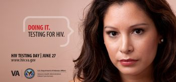 Image of 'HIV Testing Day is June 27'