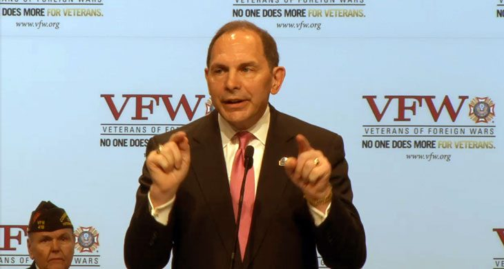 Bob McDonald tells VFW Convention VA transformation is underway