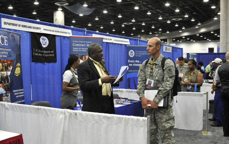 Center for a New American Security launches Vet employment study