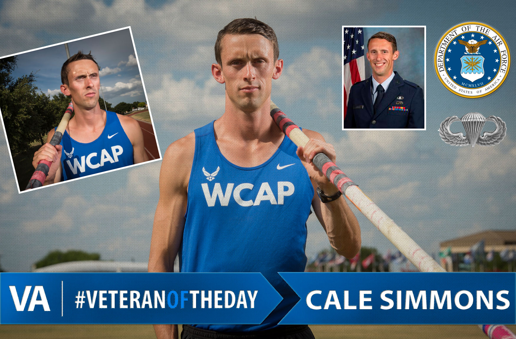 Cale Simmons air force