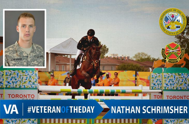 Veteran Of The Day Nathan Schrimsher