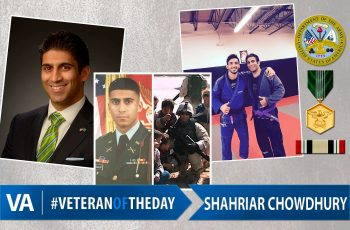 Veteran Of The Day Shahriar Chowdury