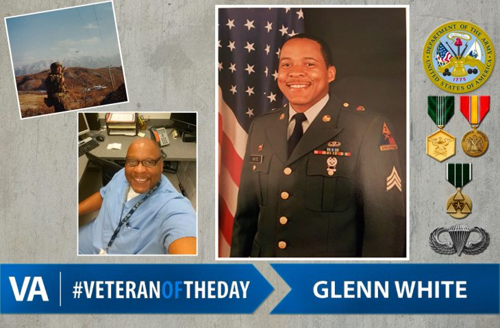 #VeteranOfTheDay Army Veteran Glenn White