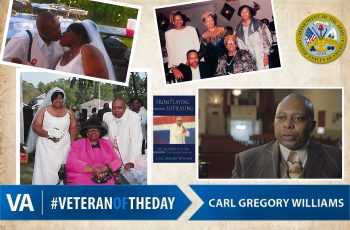 VeteranOfTheDay Carl Williams