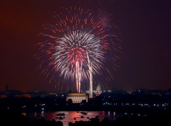 Image of Independence Day Fireworks
