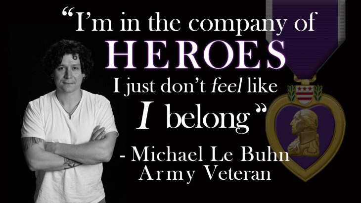 Image of Army Veteran Michael Le Buhn