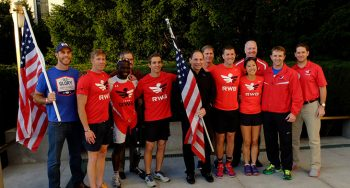 TeamRWB and Bob McDonald