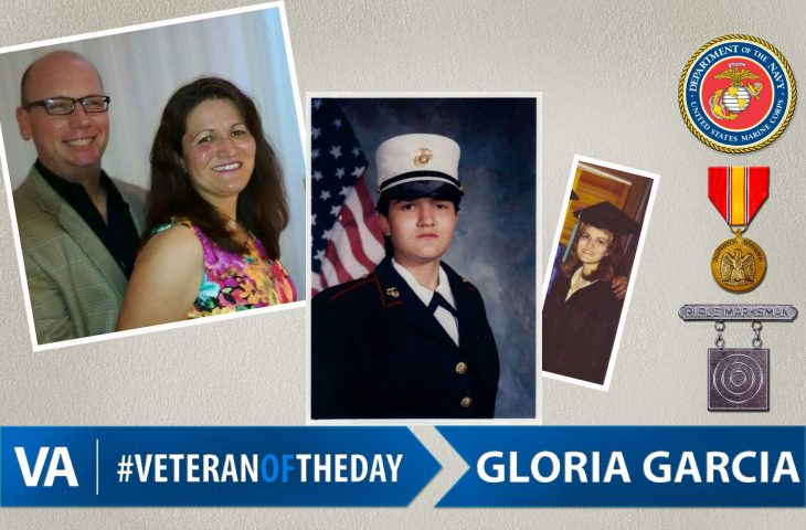 Veteran of the Day Gloria Garcia
