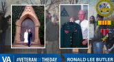 Veteran of the Day Ronald Lee Butler