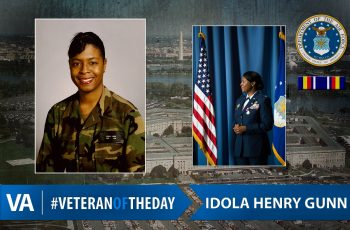 Veteran of the Day Idola Henry Gunn
