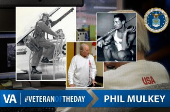 Veteran of the Day Phil Mulkey