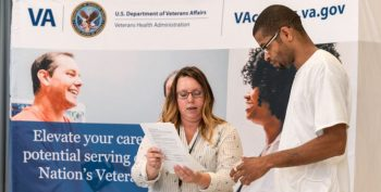 A VA Careers expert and Veteran describes his tips for Veterans on the job hunt.