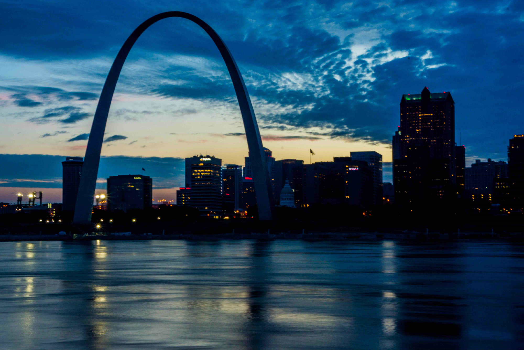 five surprising ways st louis is one of the best cities in the u s vantage point. Black Bedroom Furniture Sets. Home Design Ideas