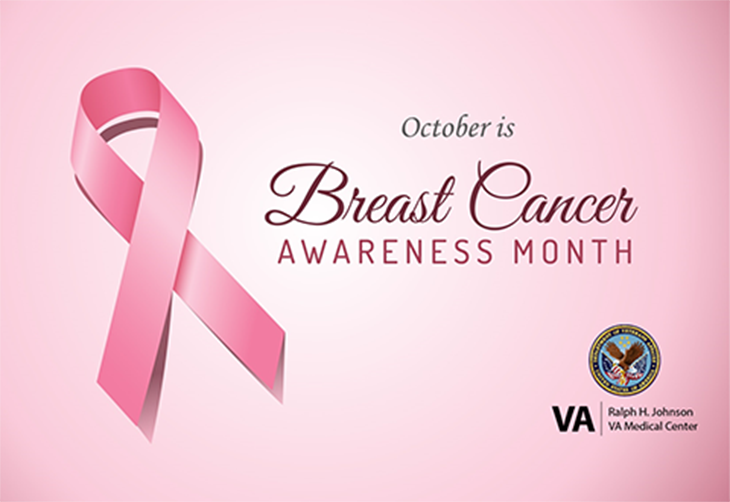Breast Cancer Awareness Month graphic