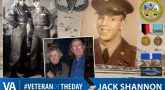 Jack Shannon - Veteran of the Day