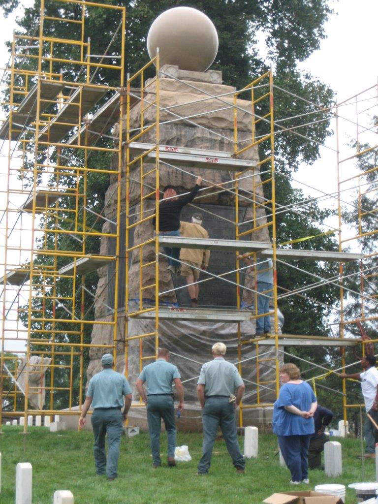 NCA Historians Work To Preserve National Cemeteries 50th Anniversary Of The Historic Preservation Act