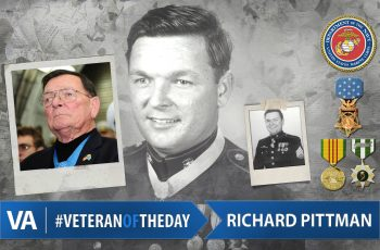 Veteran of the Day Richard Pittman