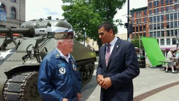 Francisco Urena - Massachusetts Secretary Veterans Services
