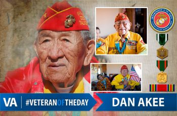 Dan Akee - Veteran of the Day