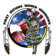 emblem of First Nations Women Warriors, est. 2013