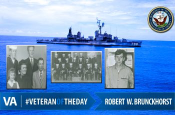 Eobert Brunckhorst - Veteran of the Day