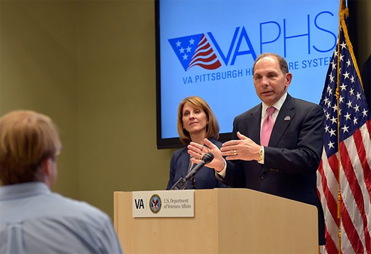 VA's executive leaders are at the forefront of advancement in Veterans' care.