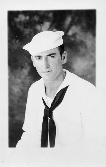 My grandfather and U.S. Navy Veteran Ralph V. Jenkins served in combat during WWII and the Korean War. Our family honored him with a VA memorial marker placed in Rich Square, N.C., Nov. 21.