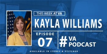 Kayla Williams - This Week at VA