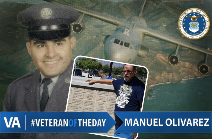 Manuel Bacilio Olivarez - Veteran of the Day