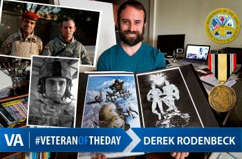 Derek Rodenbeck - Veteran of the Day