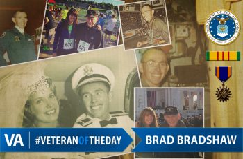 Veteran of the Day Brad Bradshaw