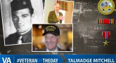 Veteran of the Day Talmadge Mitchell