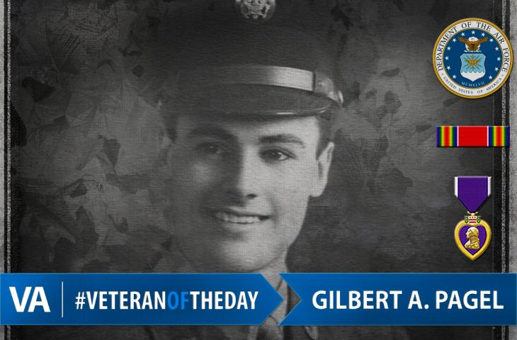 Veteran of the Day Gilbert Pagel
