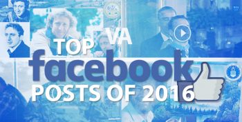 VA Top Facebook Posts 2016