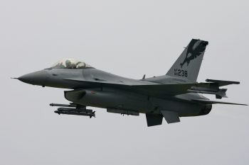 F-16 of California Air National Guard