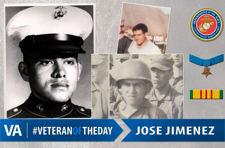 Jose Jimenez - Veteran of the Day